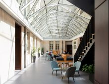 UoL Atrium & Office